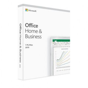 Microsoft Office Home & Business 2019 PL Box Win/Mac 32/64bit T5D-03205. Zastępuje P/N: T5D-02786 [sl]