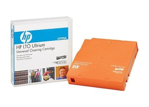 Hewlett Packard Enterprise Ultrium Universal Cleaning Cartridge C7978A