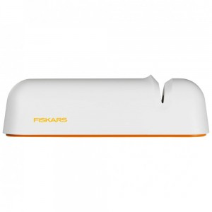 Fiskars Ostrzalka do noży Roll-Sharp 1014214 biała