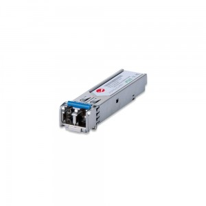 Intellinet Moduł Mini GBIC SFP LC Multimode 550m