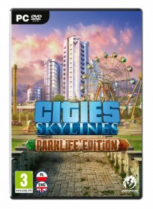 KOCH Gra PC Cities: Skylines Parklife Edition