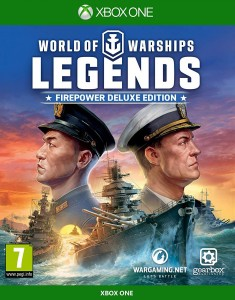 GRA XBOX ONE WORLD OF WARSHIPS: LEGENDS [SL]