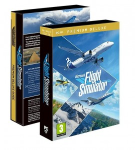 KOCH Gra PC Microsoft Flight Simulator Premium Deluxe Ed.