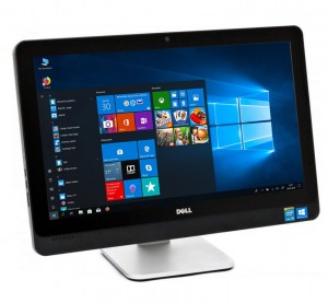 Komputer DELL 9010 AIO i5-3470S 8 GB 128 SSD 23'' FULL HD Win PRO [sl]