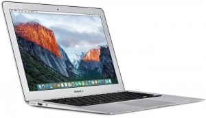 Not Apple MacBook Air i5/8GB/SSD128GB/HD6000/Mac OS MQD32ZE/A [SL]