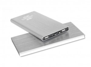 Power Bank 20000mAh ALU SILVER US13B [SL]