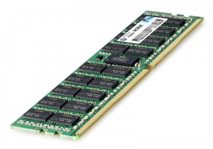 Hewlett Packard Enterprise 16GB (1x16GB) Single Rank x4 DDR4-2666 CAS-19-19-19 Registered Memory Kit        815098-B21