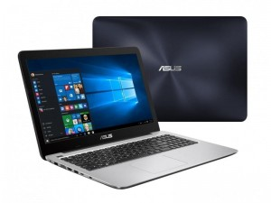 NOT Asus R558UA-DM966T 15,6/I5-7200U/4GB/1TB/ZIN/WIN10HOM [SL]