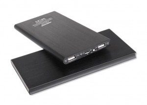 Power Bank 20000mAh ALU BLACK US13A [SL]